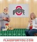 """Ohio State Buckeyes """"O"""" Party Kit"""