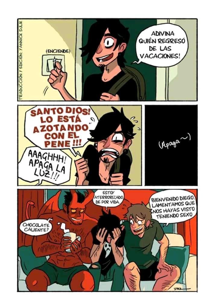pdf gay comics español