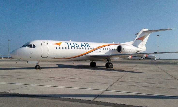 TUS Airways: New Direct Routes to Larnaca from Patra and Alexandroupoli