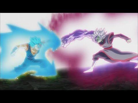 "Dragon Ball Super [AMV] - Super Vegetto Blue & Trunks Vs Black Zamasu ""Awakening"" - YouTube"