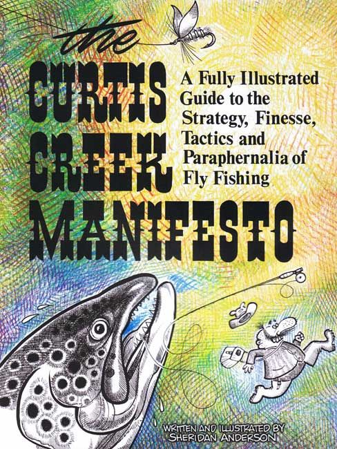Beginner fly tying book curtis creek manifesto orvis for Fly fishing stores near me