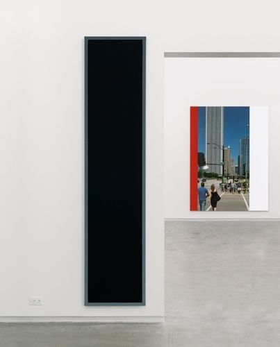 Ian Wallace: At the Intersection of Painting and Photography on Artabase