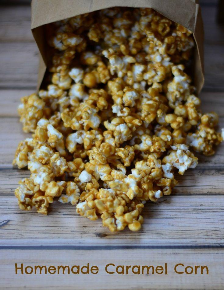Homemade Caramel Corn for the Big Game - Growing Up Gabel #ChooseSmart #shop #cbias