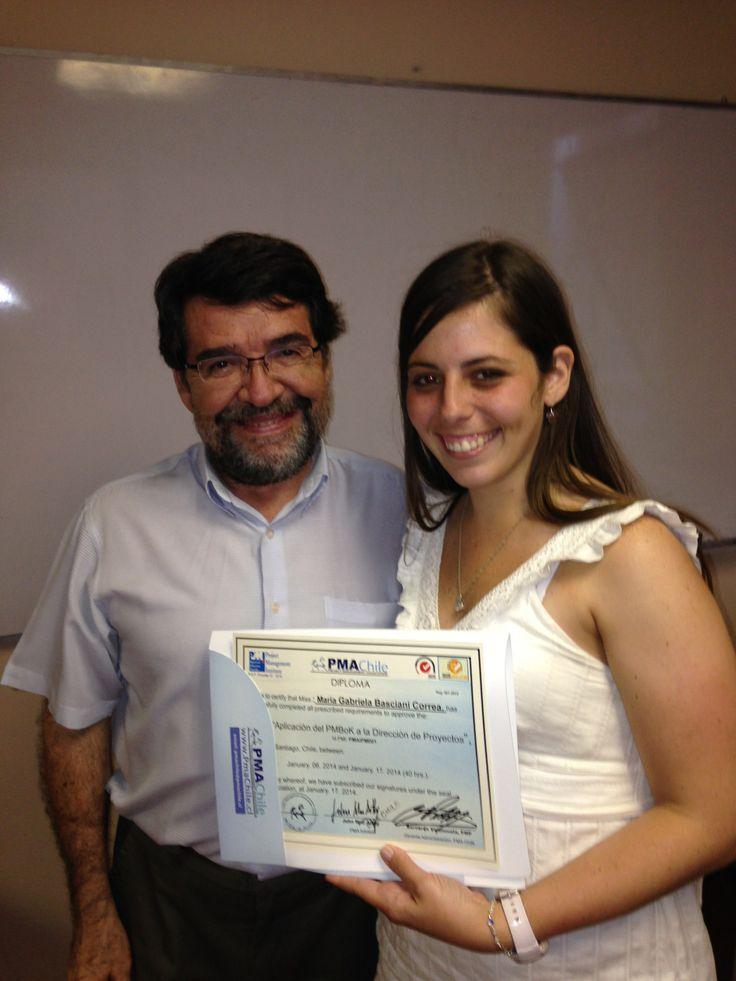 Felicitaciones Gabriela Besciani!!!