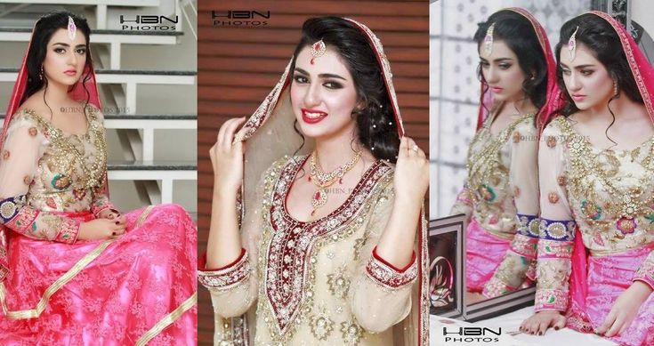 """Pakistani jewelry is a unique amalgamation of different metals. Hydrabadi style of """"Guluband necklace"""" are now famous in Pakistani Bridal Jewelry Sets 2017"""