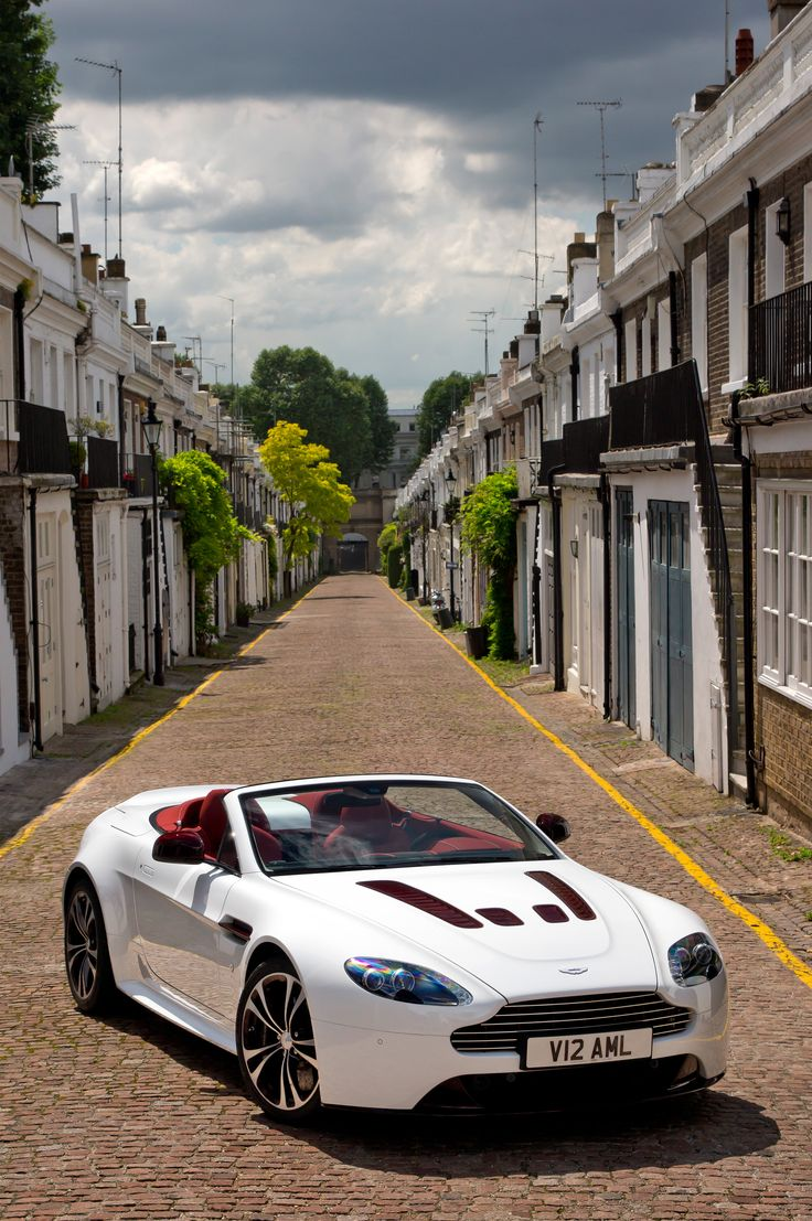 Aston Martin V12 Vantage Roadster. Discover more at http://www.astonmartin.com/cars/the-vantage-range/v12-vantage-roadster #AstonMartin