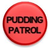 iCarly Pudding Patrol .25mm pin badge £1.00