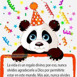 Imágenes y Tarjetas de Cumpleaños Cristianas