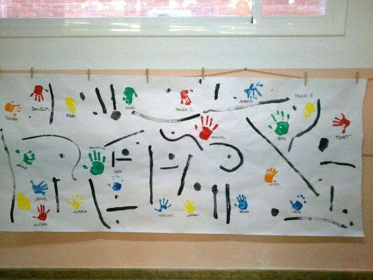 Mural J. Miró