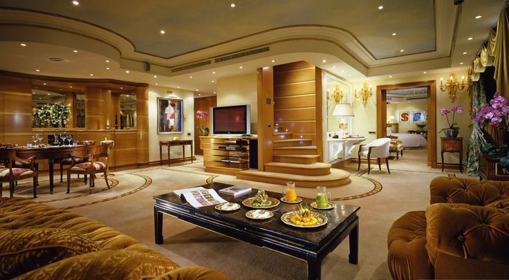 Luxury basement awesome basements pinterest luxury for Luxury basements