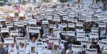 El Diario Noticias: Conmovedor homenaje de los familiares de la Tragedia de Once en Plaza de Mayo