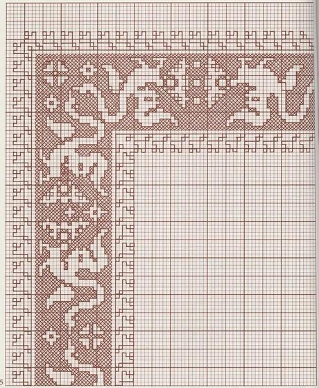 Schemi Elettrici Grande Punto : Grande raccolta di schemi a punto assisi patterns