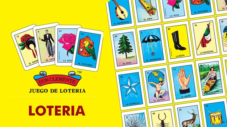 """Loteria is sometimes called Mexican Bingo. But that's really not giving it its fair due. The game is five hundred years old (bingo is less than a hundred) and it has an important place in Mexican culture. In a cute turn, cards are announced with riddles. So instead of simply saying """"The Umbrella,"""" the announcer will say """"Para el sol y para el agua"""" (for the sun & the rain). I've heard that la loteria was banned in Mexico at one point, but I'm not sure yet the story behind this."""