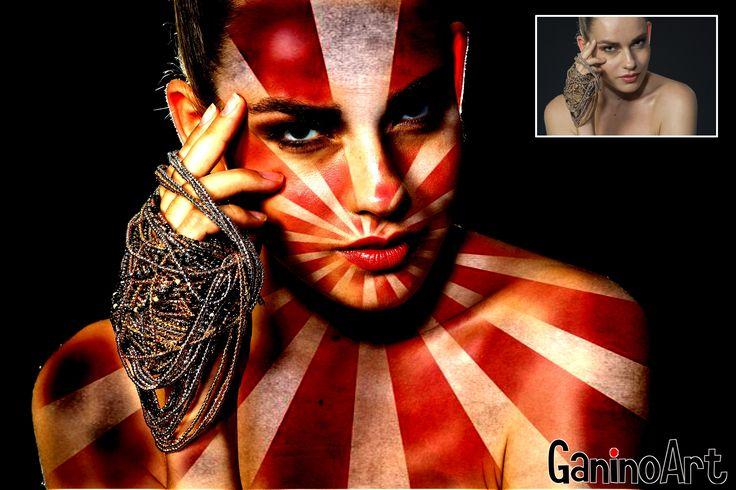 Model Art byGanino #1