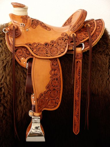 Cowboy Saddlery : Keith Valley Saddle Co. | Western Lifestyle - pretty nice