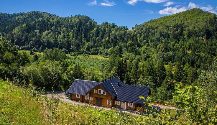 Obidza 438 luksusowa chata w górach do wynajęcia