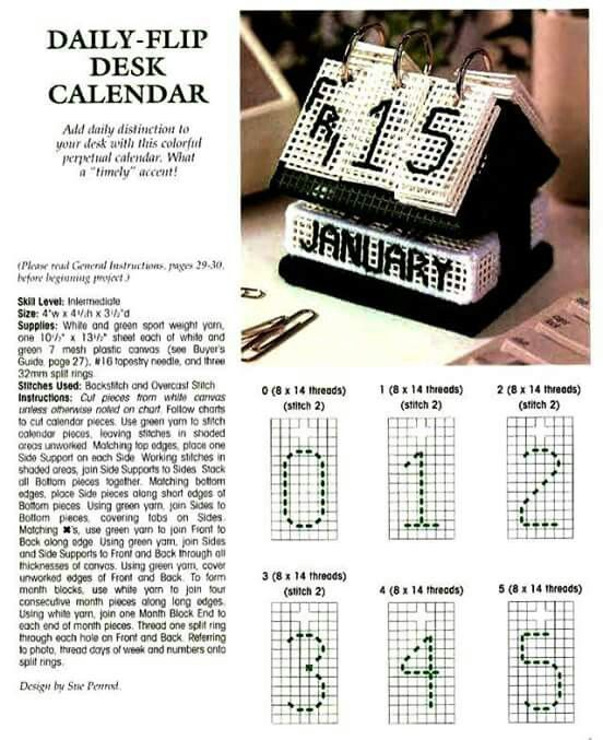 Diy Daily Flip Calendar : Best ideas about desk calendars on pinterest diy