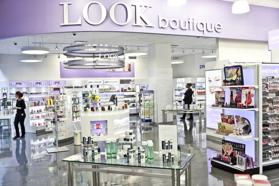Duane Reade Flagship Store on Wall Street that opened this year. Has cosmeticians, a nail salon and a sushi bar. Open 24 hours. Good for value benchmarking.