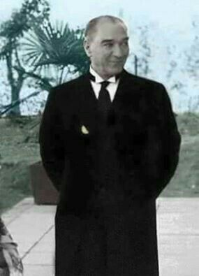Asâlet timsali Ata'mm..