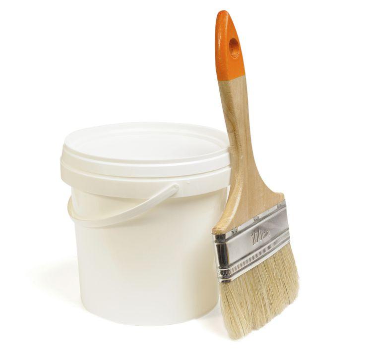 Peignez naturel : faites votre propre peinture au lait de chaux