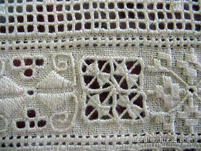 Lefkara Lace Up Close – Needle'nThread.com
