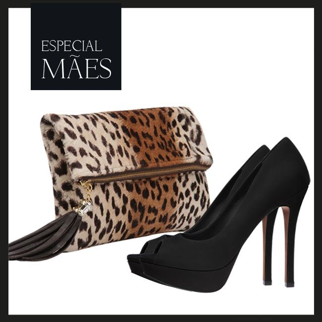 ESPECIAL MÃES | Fashion! #shoestock #especialmaes #happymothersday #fashionmother #maefashion - Ref 26.04.0387 - 09.01.0143