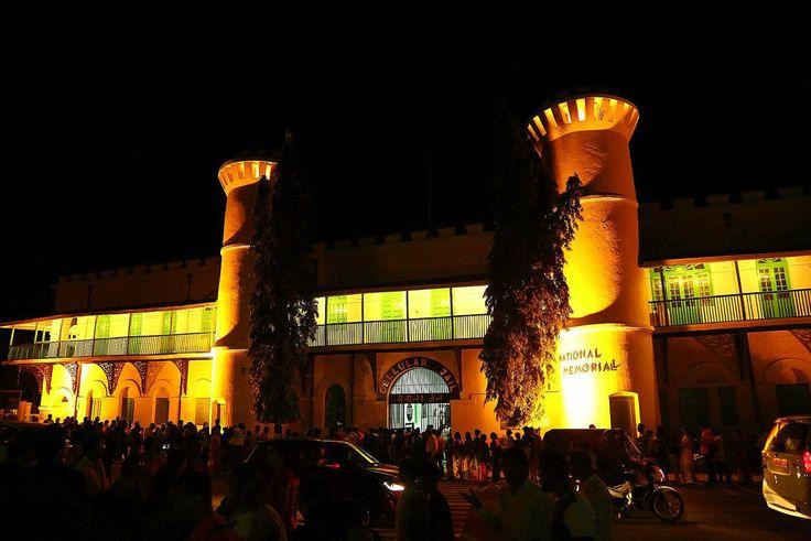 Cellular jail Andaman Nikobar