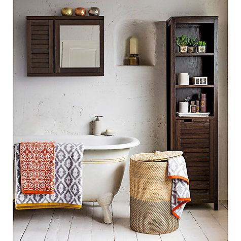 Buy John Lewis Bali Bathroom Tallboy Online at johnlewis.com