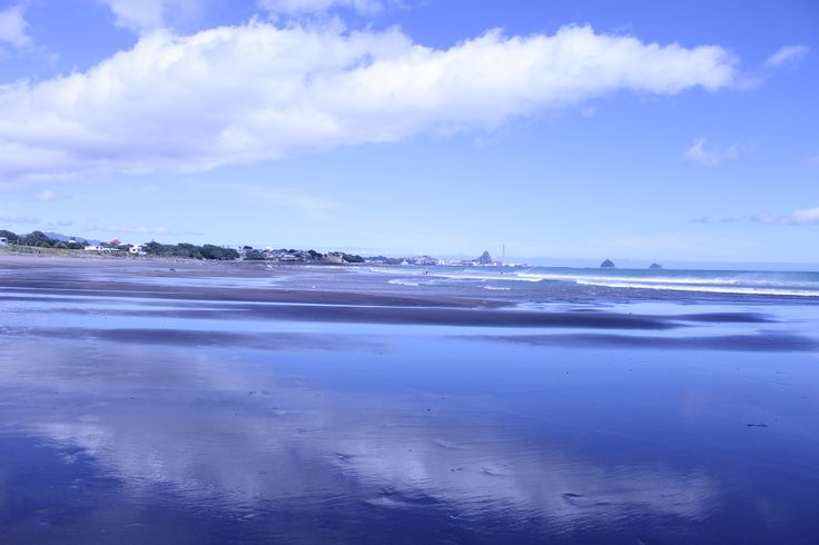 New Plymouth, Fitzroy Beach