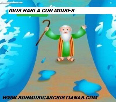 Dios Habla con Moises   Películas cristianas