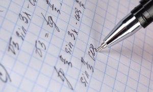 Как незаметно удалить с бумаги запись шариковой ручки?