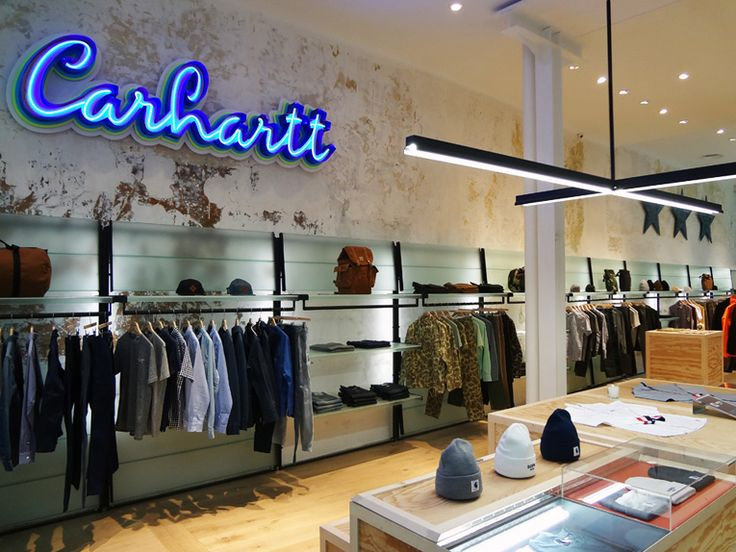 superfuture :: supernews :: paris: carhartt store opening