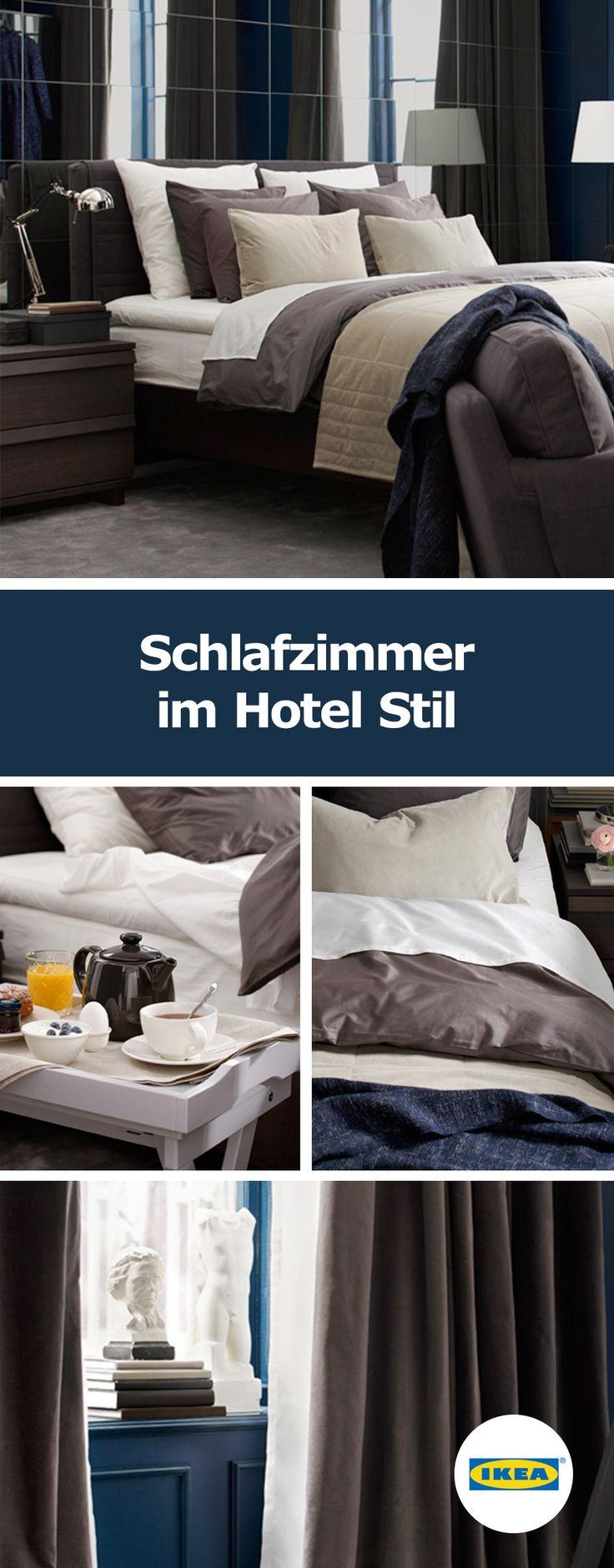 IKEA Deutschland | Schlafzimmer Im Hotel Stil