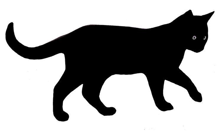 Schattenbild Der Gehenden Katze Clipart Downloadclipart Org Ideen Clipart Der Downloadcl Schwarze Katze Silhouette Katzen Silhouette Katzenzeichnung