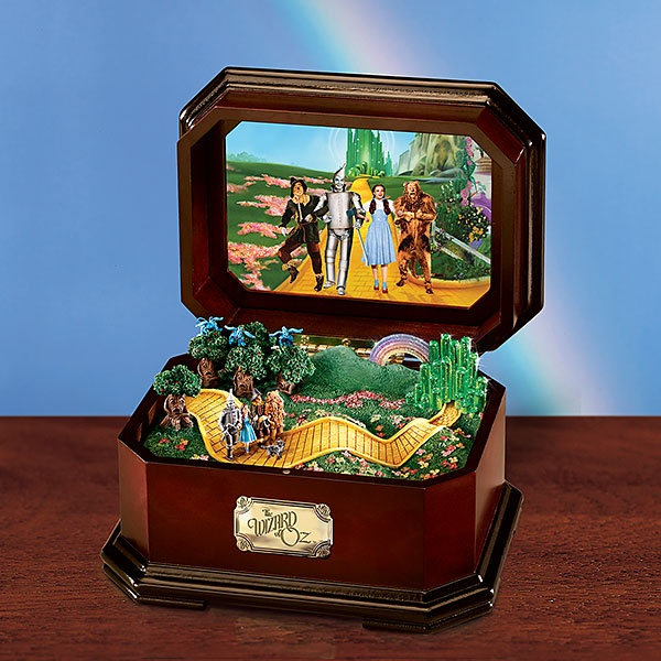 Wizard Of Oz Music Box Want In The Worst Way Pinterest Collectibleusic