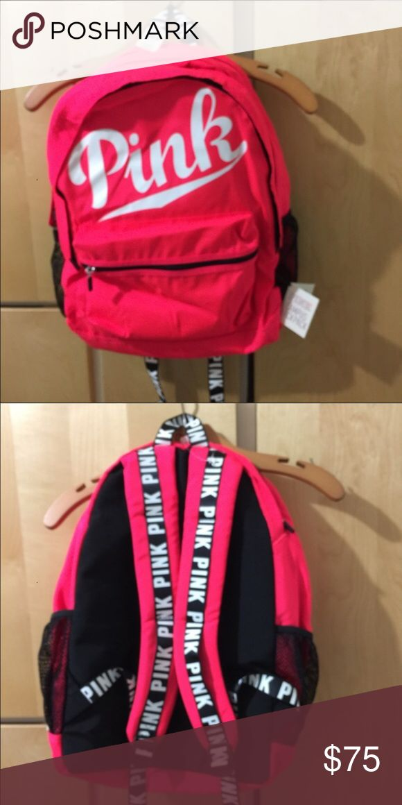 Pink Victoria Secret backpack New PINK Victoria's Secret Bags Backpacks