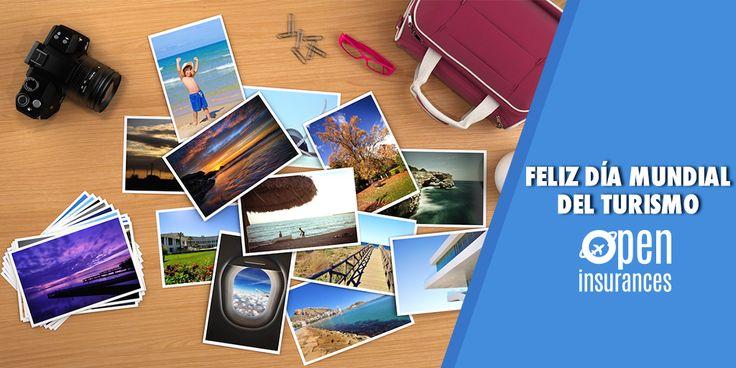 No dejes de conocer los mejores lugares y los más hermosos paisajes. ¡Feliz Día del Turismo!
