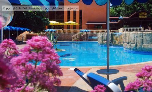 Cazare Hotel Havana 4* Bulgaria, Nisipurile de Aur, preţuri camere, localizare hartă | Agenţia de turism EnjoyTravel Chişinău, Oferte de vacanță, Bilete de avion