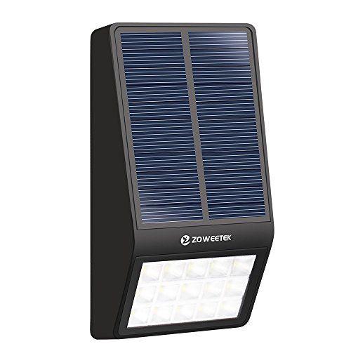 Les 25 meilleures id es de la cat gorie lampe exterieur for Lampe exterieur solaire avec detecteur