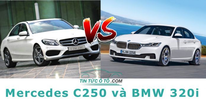 So sanh BMW 320i va Mercedes C250