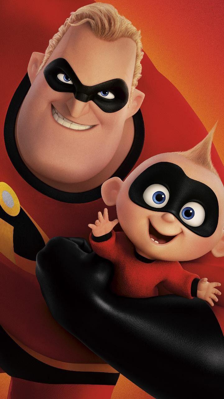 Pan Iniemamocny Z Jack Jack Incredibles Wallpaper The Incredibles Movie Wallpapers