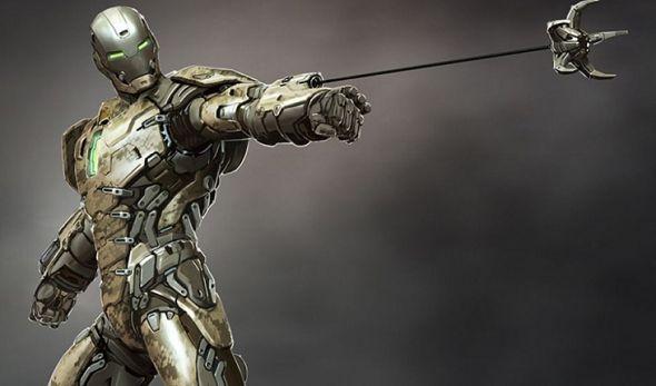 #TALOS / IronManSuit De véritables Iron Man pourraient bientôt grossir les rangs de l'armée américaine