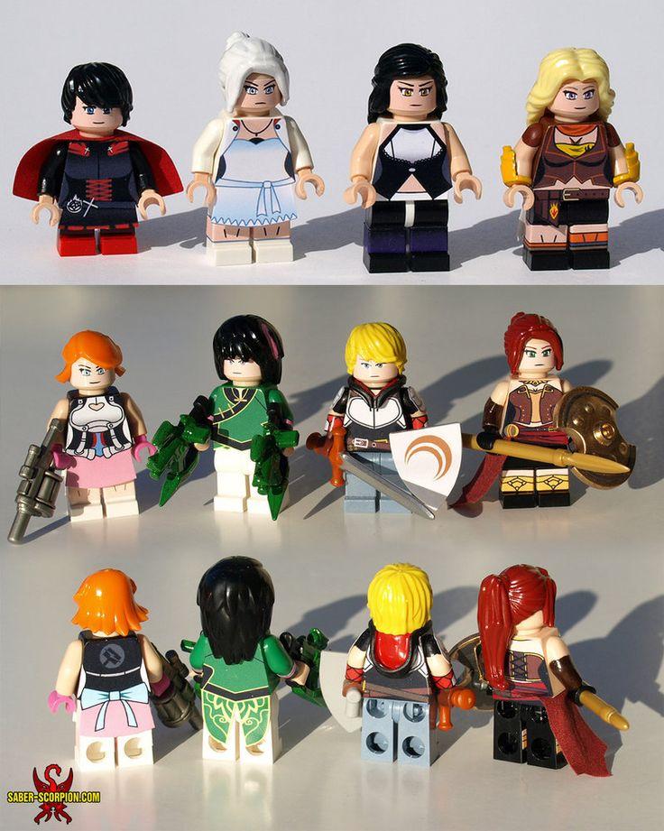 Lego rwby - Google Search