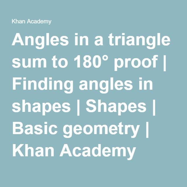 ideas about Teaching Shapes on Pinterest   Kindergarten math     Teachit Maths Interactive Measuring Angles Games For Kids