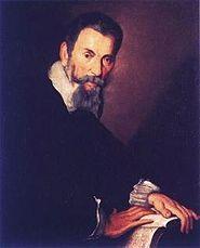 Claudio Monteverdi. Ressam: Bernardo Strozzi 1640-Claudio Monteverdi (d. 15 Mayıs 1567, Cremona, İtalya – ö. 29 Kasım 1643 Venedik, İtalya), Geç Rönesans - Erken Barok döneminin İtalyan müzisiyeni, opera bestecisi, şarkıcısı.