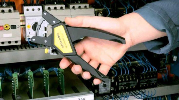 Jokari -- NEW -- Abisolierzange Quadro / Wire Stripper Quadro (NEW Video...