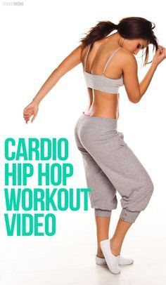 The ULTIMATE Hip Hop Cardio Workout! Click to try the FREE video!