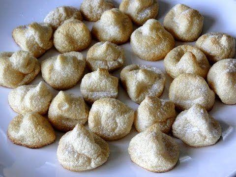 Receta de merengues sin azúcar - Dulces diabéticos | Dulces diabéticos