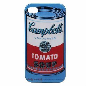 Carcasa Iphone 4 4s Campbells  vía Tutte Matute