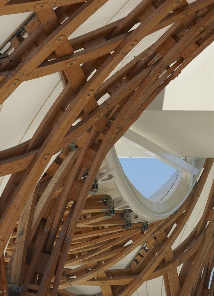 Center Pompidou-Metz by Shigeru Ban and Jean de Gastines.
